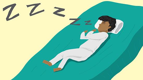tidur celikvitamin Fenomena kena tindih dari kajian saintifik