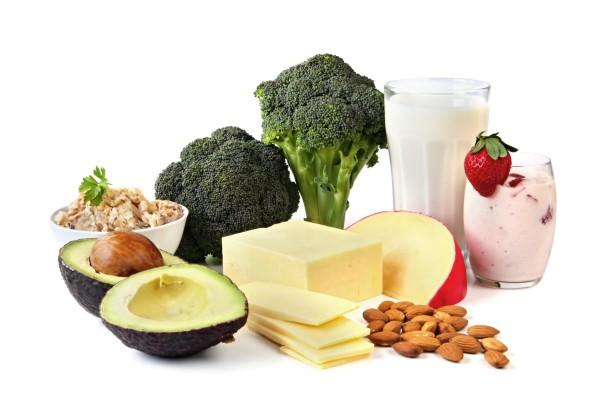 sumber kalsium dari makanan