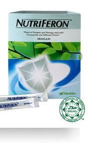 nutriferon shaklee Tingkatkan Sistem Imun Anda dengan NUTRIFERON SHAKLEE