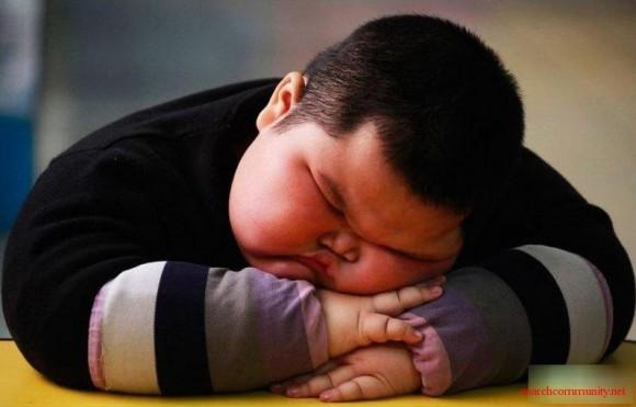 Masalah Obesiti Kanak-Kanak