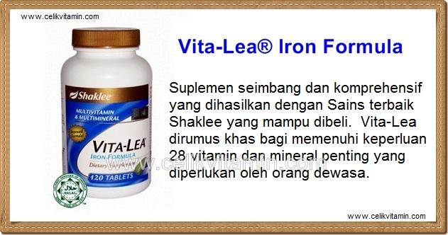Vitalea Shaklee Celikvitamin