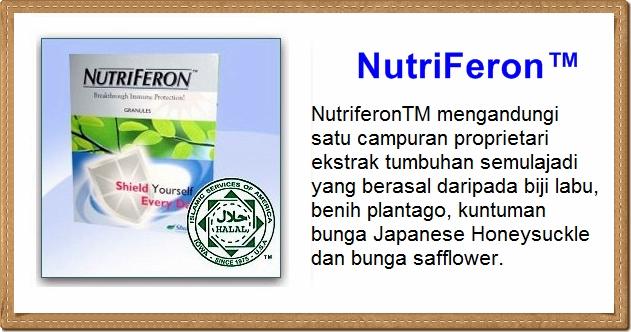 nutriferon shaklee celikvitamin