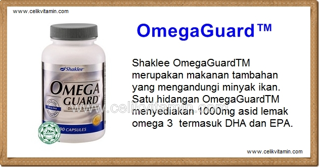omegaguard shaklee