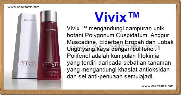 vivix shaklee celikvitamin